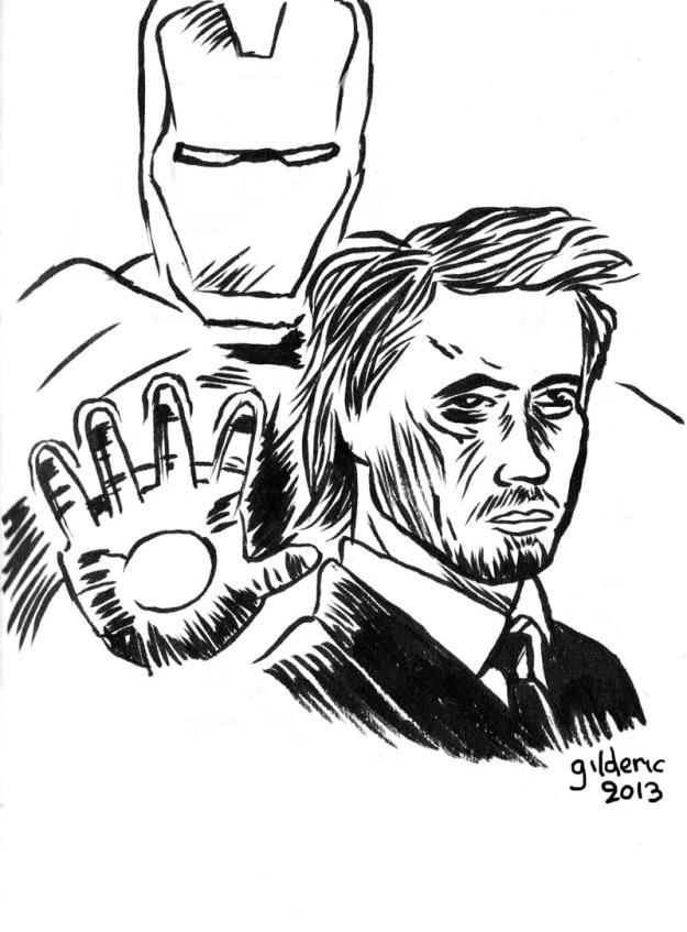 Iron Man (Tony Stark) - Photo : Gilderic