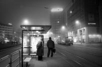 L'attente - Une nuit à Bratislava - Photo : Gilderic