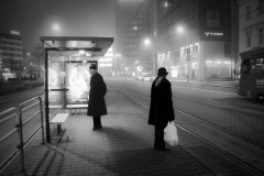 Foggy Communication - Une nuit à Bratislava - Photo : Gilderic