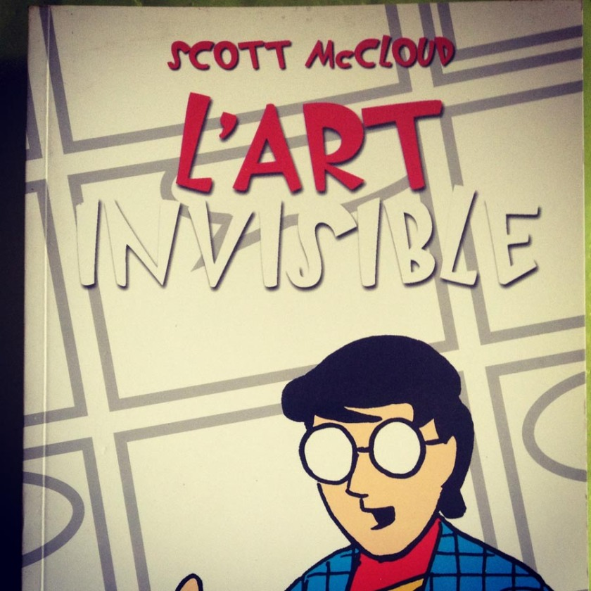 Scott Mc Cloud, L'Art invisible
