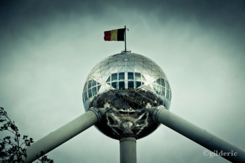 Atomium (Bruxelles) - Photo : Gilderic