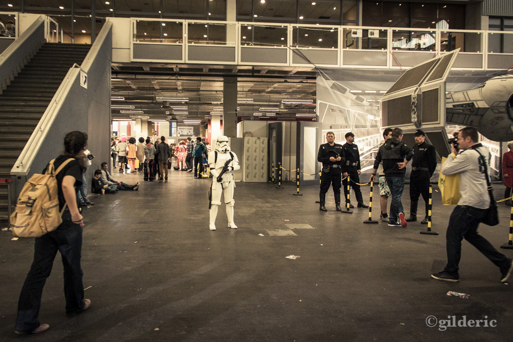 Stormtrooper (cosplay Star Wars) - FACTS 2013 - Photo : Gilderic