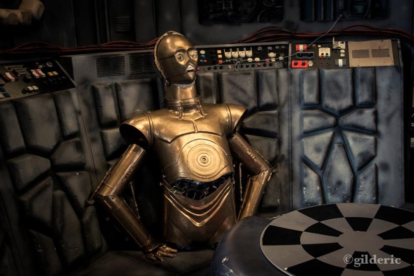 C3PO (Star Wars) - FACTS 2013 - Photo : Gilderic