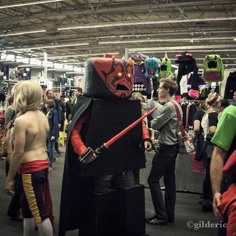 Darth Maul (Cosplay Lego Star Wars) - FACTS 2013 - Photo : Gilderic