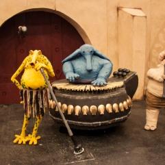 Cantina Band (Star Wars) -FACTS 2012 - Photo : Gilderic