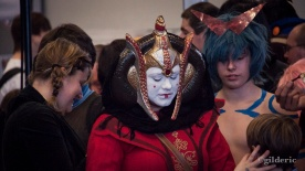 Facts 2010 - Cosplay Padme Amidala (Star Wars) - Photo : Gilderic