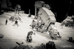 AT-AT Maquette Star Wars (FACTS 2010) - Photo : Gilderic