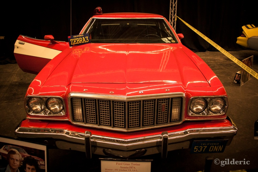 FACTS 2013 -Ford Torino Starsky et Hutch - Photo : Gilderic