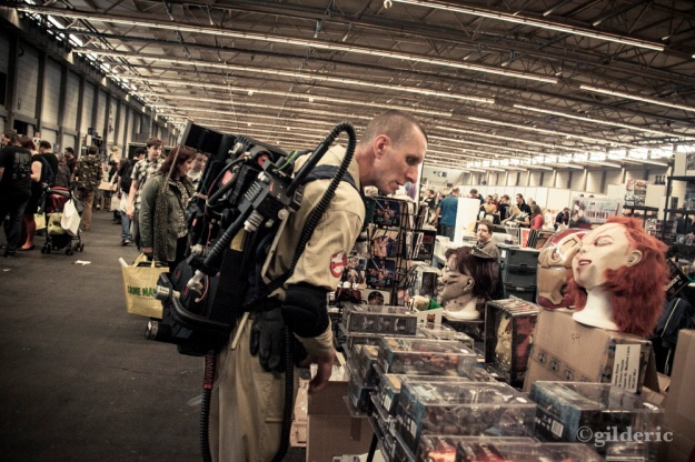 FACTS 2013 -Ghostbusters cosplay - Photo : Gilderic