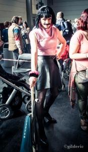 FACTS 2013 - Freddie Mercury cosplay - Photo : Gilderic
