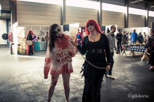 FACTS 2013 -Zombie cosplay - Photo : Gilderic