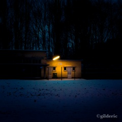 The Frontier Light (Peville, Liège) - Photo : Gilderic