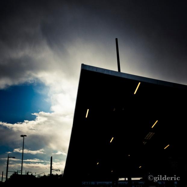 Flanders Expo (Tram Station) - Photo : Gilderic