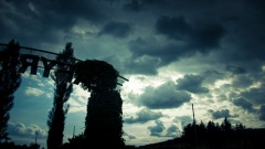 Storm over the Labyrinth - Photo : Gilderic