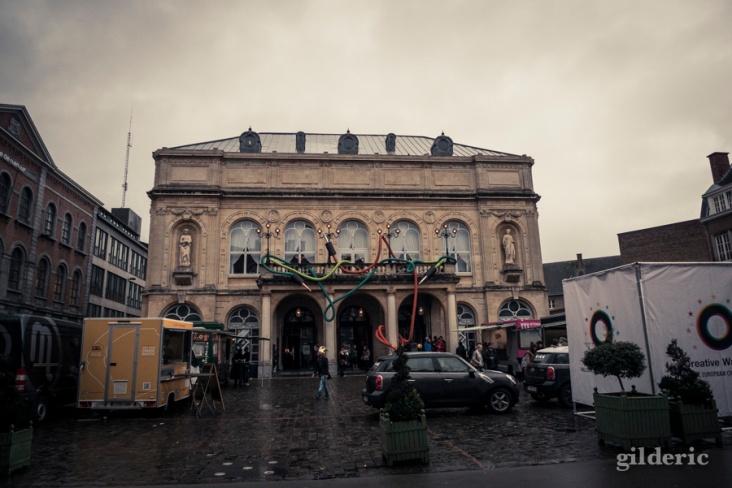 KiKK Festival 2013 - Théâtre de Namur - Photo de Gilderic