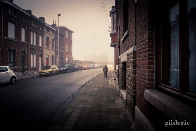 Lost in the Mist (Grivegnée) - Photo : Gilderic