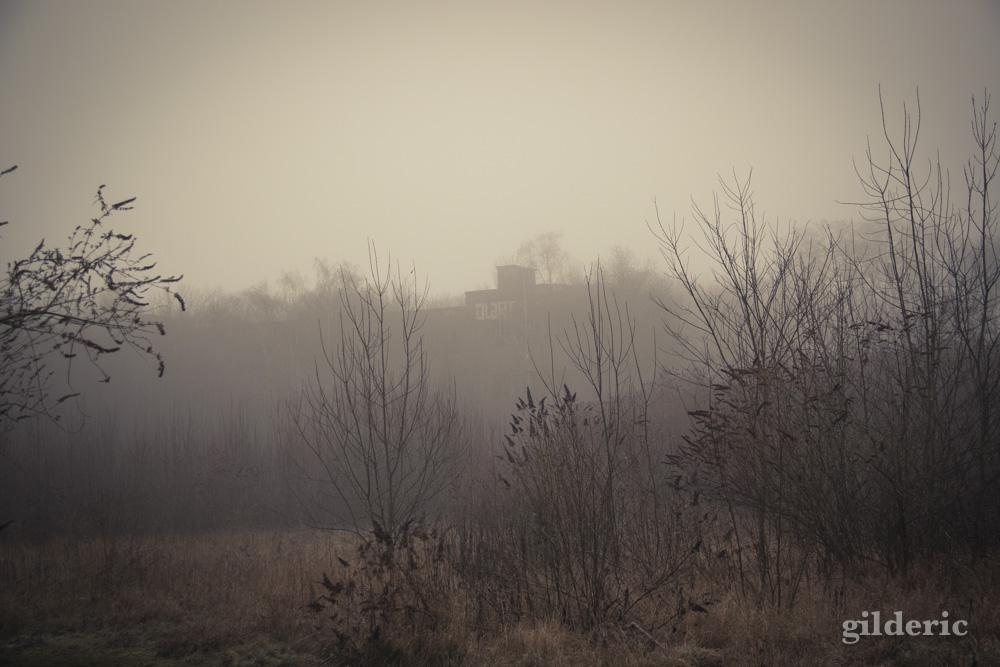 Fort de la chartreuse, brumeux - Photo : Gilderic