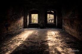 Ombres et lumières - Fort de la Chartreuse, Liège - Photo : Gilderic