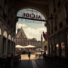 Les ombres d'Alcide - Lille - Photo : Gilderic