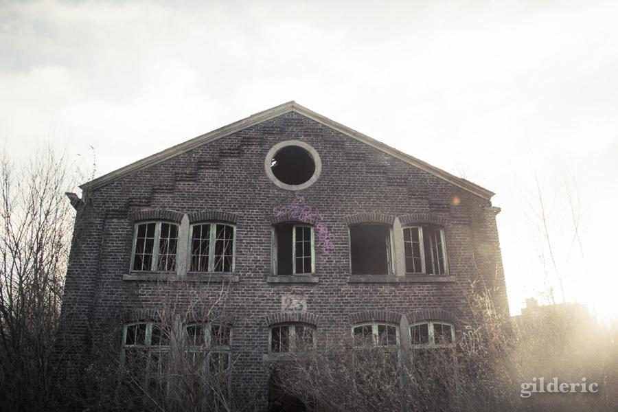 Fort de la Chartreuse (Liège, Belgique) - Photo : Gilderic