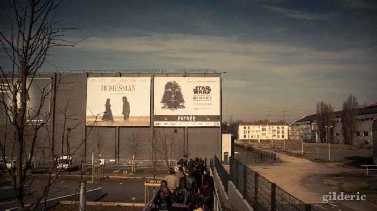 Expo Star Wars Identities, Cité du cinéma, Paris - Photo : Gilderic