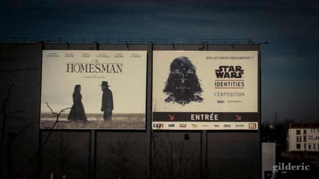 Star Wars Identities, Cité du cinéma, Paris - Photo :  Gilderic