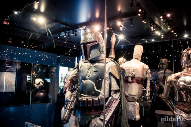 Boba Fett costume, Star Wars Identities, Paris - Photo : Gilderic