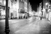 Galeries Saint-Hubert (Bruxelles by Night) - Photo : Gilderic