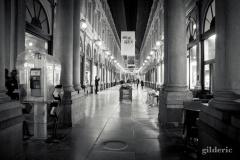 Galeries Saint-Hubert (Bruxelles by Night) - Photo : Gilderic