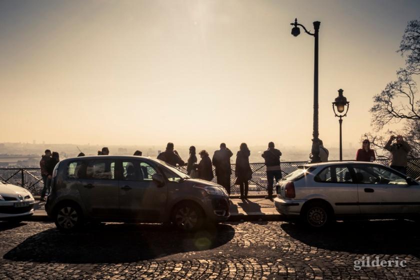 Les Amoureux de Montmartre