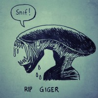 Hommage à H.R. Giger, le créateur d'Alien