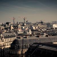Printemps à Paris : Lafayette, Garnier, Haussmann et Eiffel
