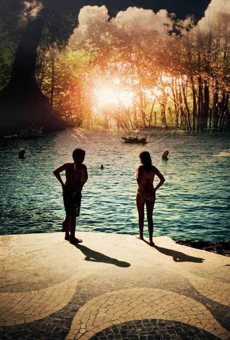 Summer Fantasy (Impossible Landscape) - Photo de Gilderic