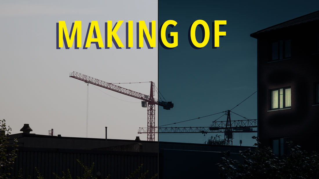 Making of : comment transformer une photo banale en image étrange ?