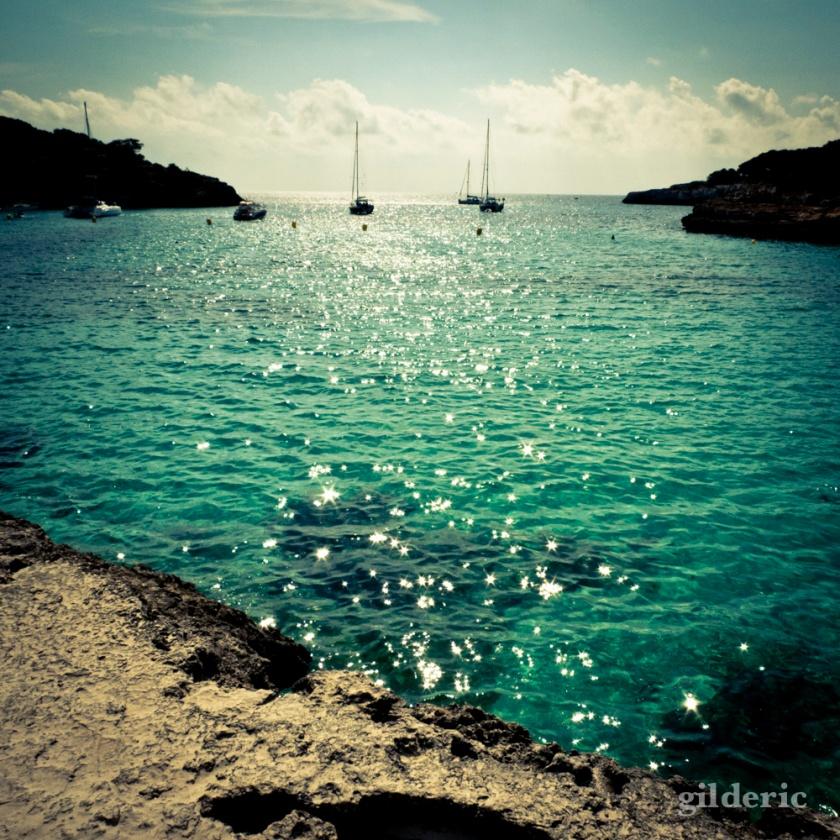 Mer verte (Majorque) - Photo : Gilderic