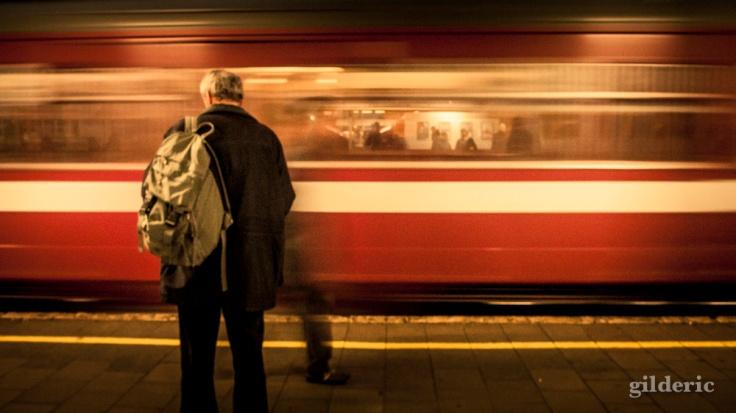 Transit à Bruxelles-Midi - Photo : GIlderic