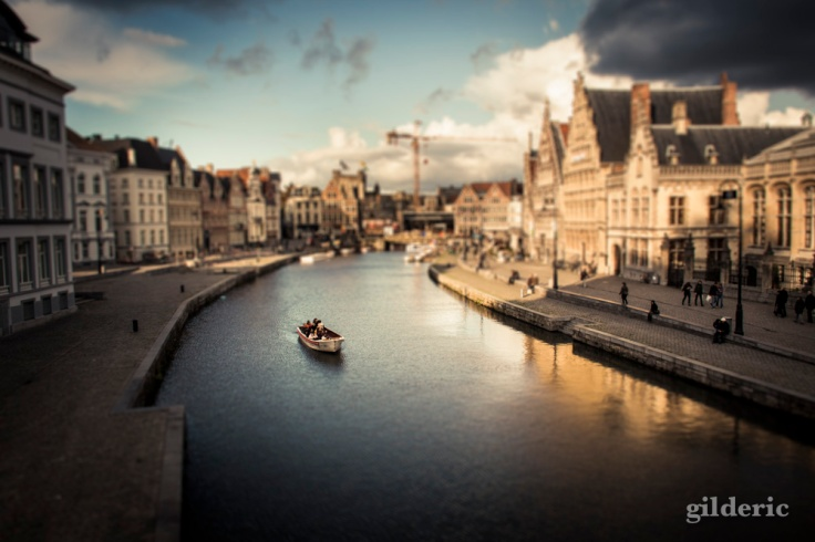 Gand - Photo : Gilderic