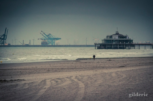 Le Pier (de Blankenberge) - Photo : Gilderic