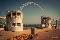 Le portail du Pier