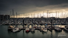 Marina (Blankenberge) - Photo : Gilderic