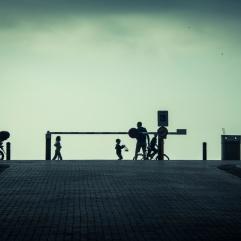 La fin de la plage - Blankenberge - Photo : Gilderic