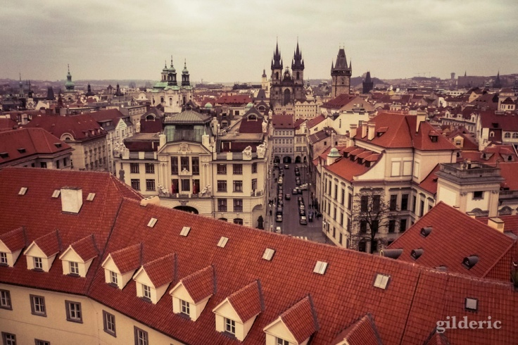Prague Cityscape - Photo : Gilderic