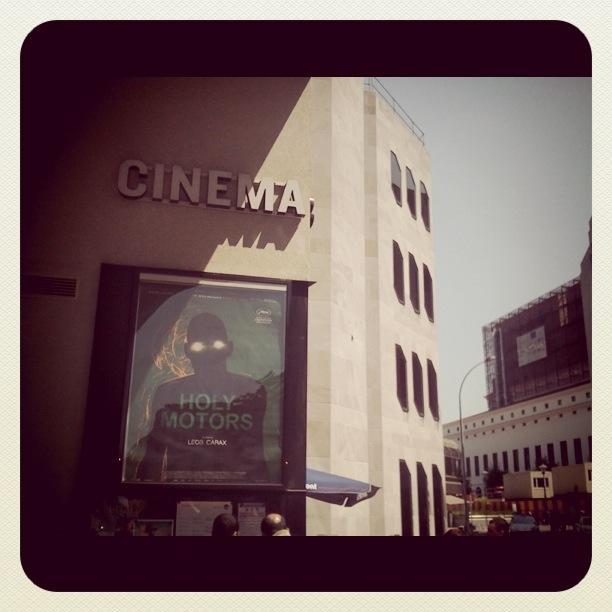 Cinéma de la Sauvenière - Instagram - Photo : Gilderic