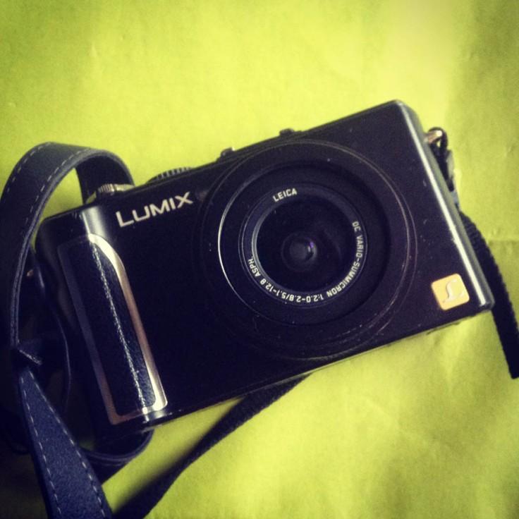 Compact expert Panasonic Lumix lx3