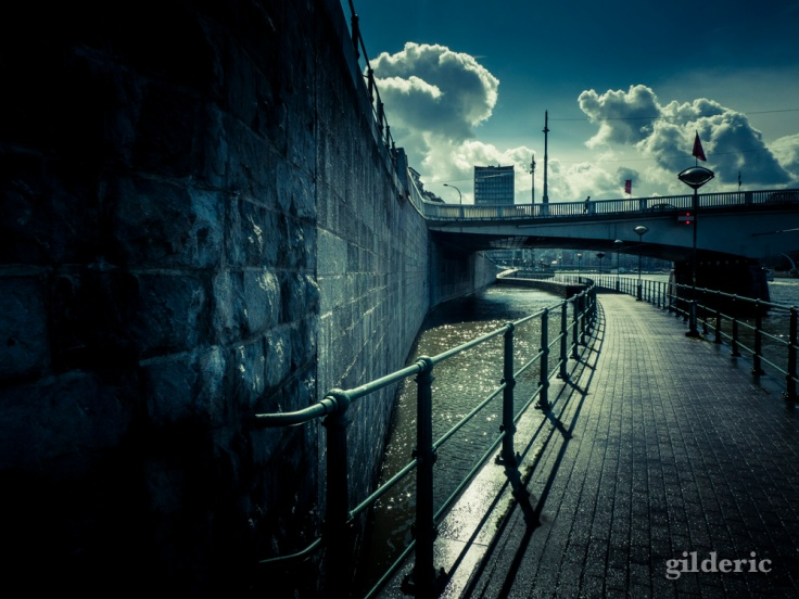Liège après la pluie - Photo de Gilderic