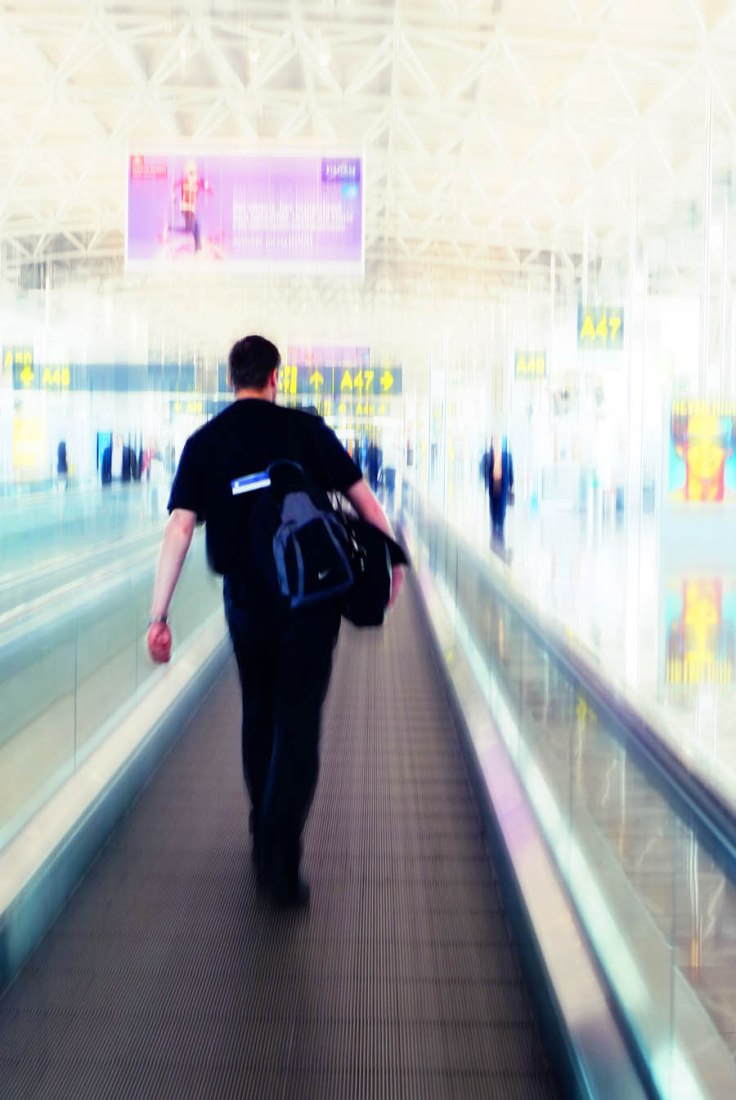 Aéroport de Zaventem - Photo de Gilderic