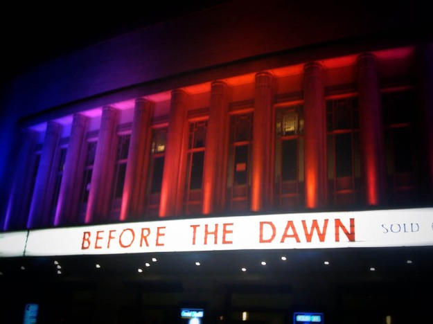 Kate Bush Before The Dawn - Hammersmith Apollo