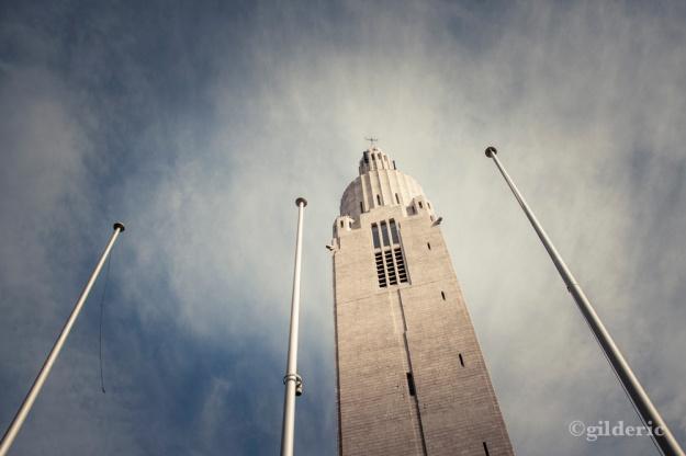 Le mémorial interallié à Cointe (Liège) - Photo : Gilderic