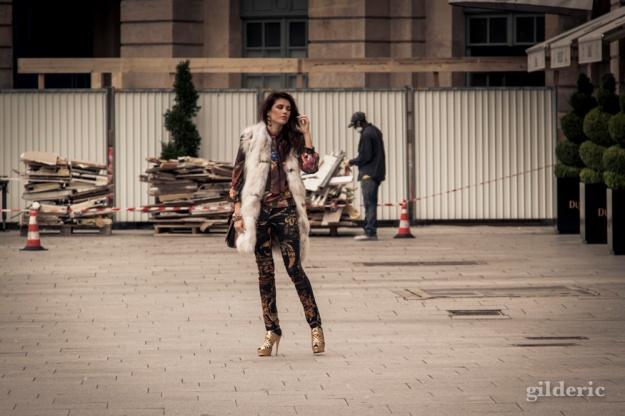 Like A Top Model in Paris (Photo : Gilderic)