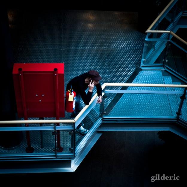 A Red Hot Call (Galeries Saint-Lambert, LIège) - Photo : Gilderic